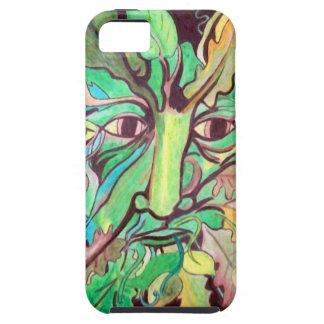 Pagan Greenman iPhone 5 Covers