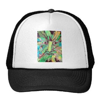 Pagan Greenman Mesh Hats