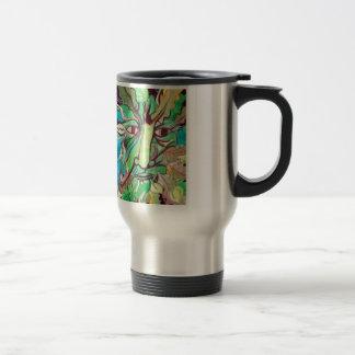 Pagan Greenman Coffee Mug