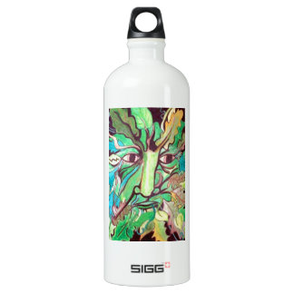 Pagan Greenman SIGG Traveller 1.0L Water Bottle