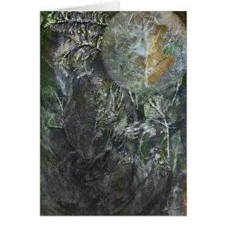 Pagan Oak Moon Card