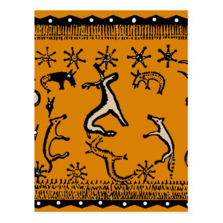 Pagan Ritual Ceremony Postcard