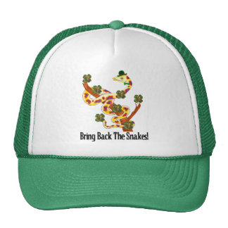Pagan Snakes Trucker Hats