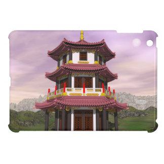Pagoda - 3D render Case For The iPad Mini