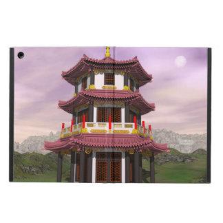 Pagoda - 3D render iPad Air Case