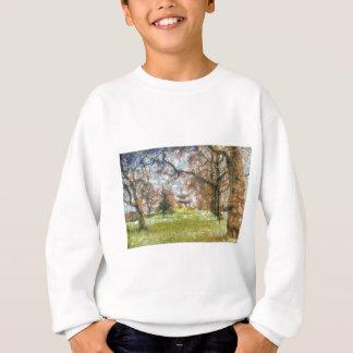 Pagoda Art Sweatshirt