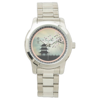 "Pagoda ray of light ""Hope"" Watch"
