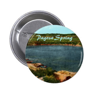 Pagosa Spring Button