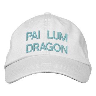 PAI LUM DRAGON EMBROIDERED CAP