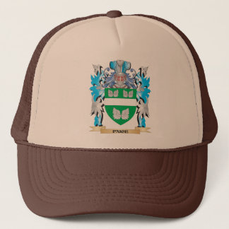 Paice Coat of Arms - Family Crest Trucker Hat