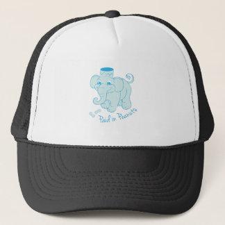 Paid in Peanuts Trucker Hat