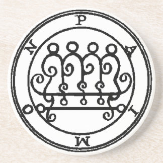 Paimon Offering Disc Coasters
