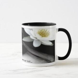 Pain Doesn't Hurt Large Mug