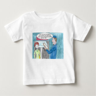 Pain in the Wallet Baby T-Shirt
