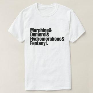Pain Progression - Anesthesia T-Shirt