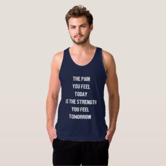 Pain & Strength - Tanktop Singlet