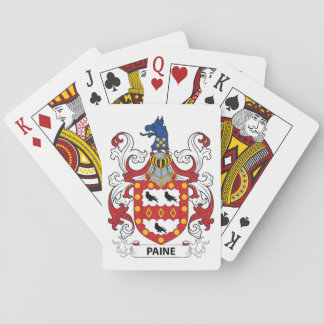 Paine Custom Playing Cards