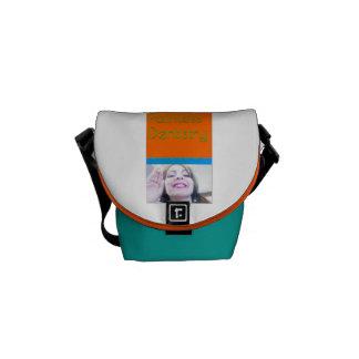 Painless Dentistry eBook/Book Cover Messenger Bag