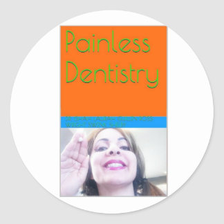 Painless Dentistry eBook/Book Cover Sticker