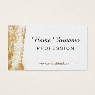 paint art business card