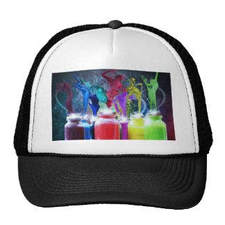 Paint Art Hat