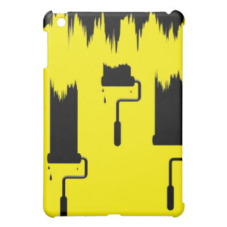 Paint brush desginer ipad case