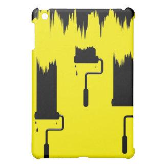 Paint brush desginer ipad case