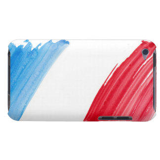 Paint Brush Flag of France iPod Touch Cover
