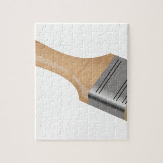 Paint Brush Jigsaw Puzzle