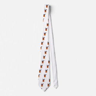 Paint Brushes Tie