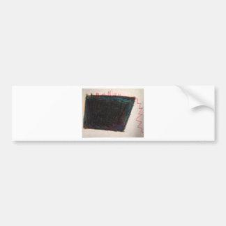 Paint Bucket Bumper Sticker