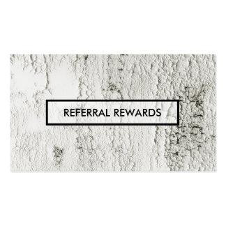 paint chip referral rewards program pack of standard business cards