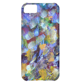 Paint Cloth iPhone 5C Case