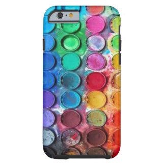 Paint Color Box iPhone 6 case Tough iPhone 6 Case
