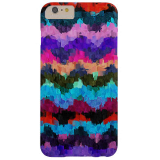 Paint Color Splatter Brush Stroke Barely There iPhone 6 Plus Case