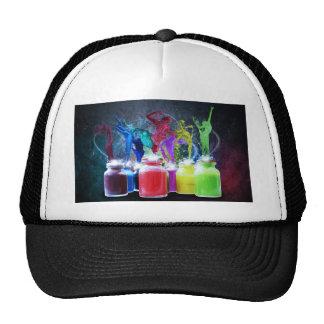 paint dancers hat