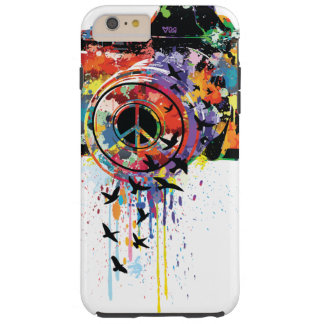 Paint DLSR Tough iPhone 6 Plus Case