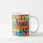 Paint Drips Coffee Mug