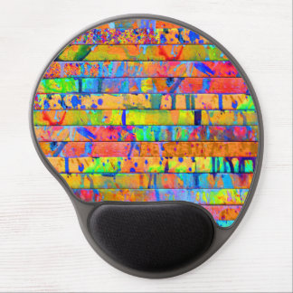 Paint Drips Gel Mouse Pads