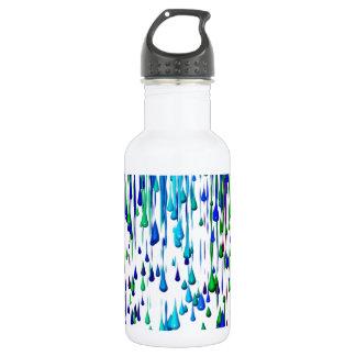 Paint Drops 532 Ml Water Bottle