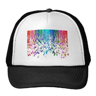 Paint Drops Trucker Hat