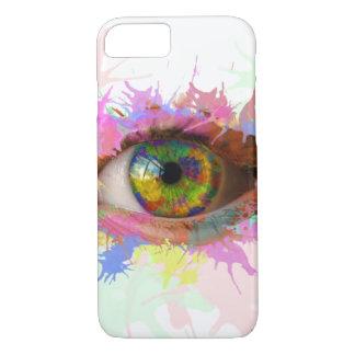 Paint Eye Case (iPhone 7)