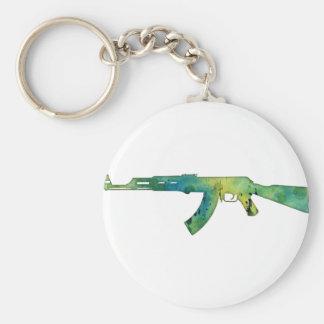 Paint Gun Key Chains