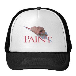 """""""PAINT"""" HAT"""