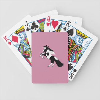 Paint Horse Bicycle Playing Cards
