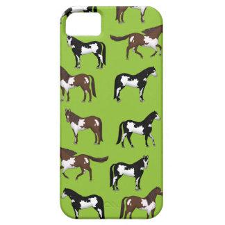 Paint Horse iPhone 5 Cases