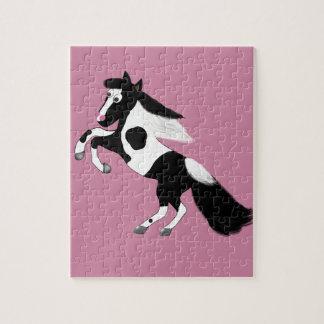 Paint Horse Jigsaw Puzzle