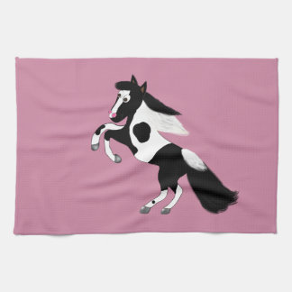 Paint Horse Tea Towel