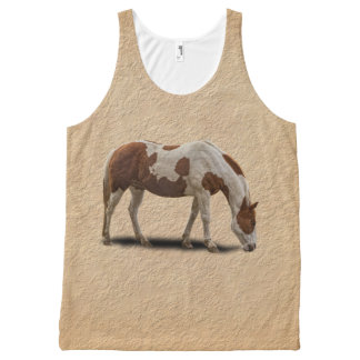 PAINT HOUSE All-Over PRINT TANK TOP