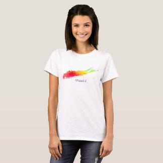 Paint Long Island T-Shirt